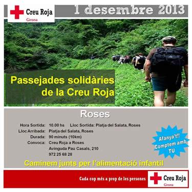 Creu Roja Roses Castelló d'Empúries