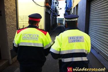 Disminueixen a Roses els robatoris a l'interior de les cases, però augmenta el furt de vehicles