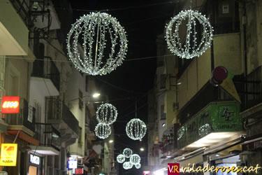 Encesa llums de Nadal