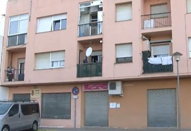 Explosió a un pis de Palamós