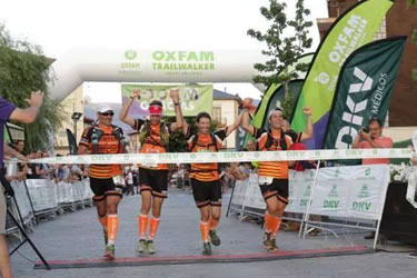 Oxfam Intermón Trailwalker