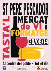 Mercat de vi i formatge