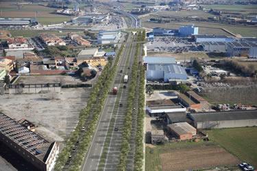 Licitació desdoblament de la C-260 a Vilatenim