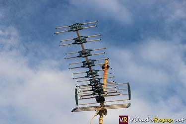 Adaptació antenes TDT