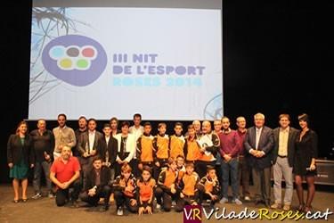 IV Nit de l'Esport de Roses