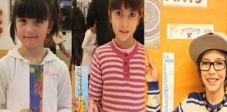 VIII Concurs infantil de Punts de llibre de la Biblioteca de Roses
