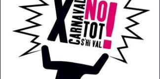 'Per Carnaval no tot s'hi val'