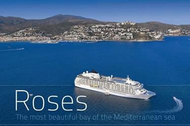 El port de Roses a la Fira de creuers Seatrade