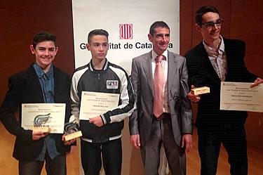 Premis Joves Promeses de l'Esport Gironí