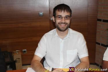 Qüestionari de mitja legislatura a Joan Plana, portaveu d'ERC Roses