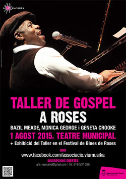 Taller de Gospel a Roses