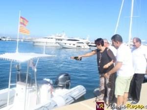Nova embarcació del Port de Roses