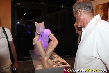 Exposició artistes europeus a la Ciutadella de Roses