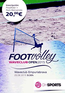 FootVolley WaveClub Open 2015