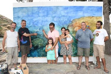 Jornada solidària a Cala Jóncols