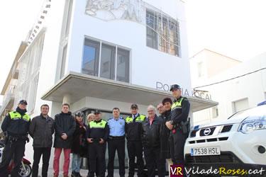 Portes Obertes de la Comissaria de la Policia Local de Roses