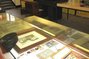 Exposició sobre el franquisme al Consell Comarcal