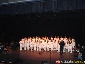 Concert benèfic de Nadal de la Fundació Roses contra el Càncer