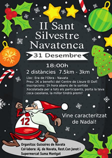 II Sant Silvestre Navatenca