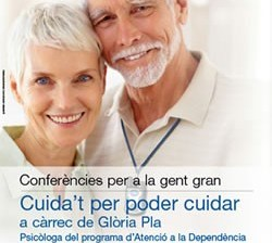 Conferència Gent Gran de Roses