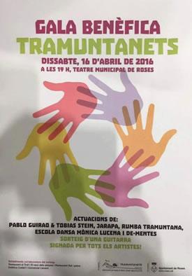 Primera gala benèfica de Tramuntanets