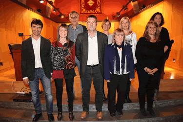Salvi Güell alcalde de Castelló d'Empúries