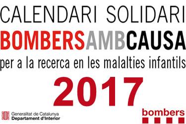 "Calendari ""Bombers amb Causa"""