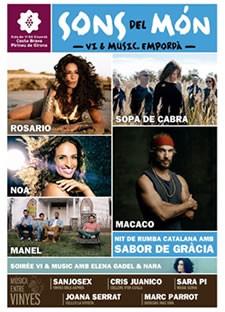 Festival Sons del Mon 2016