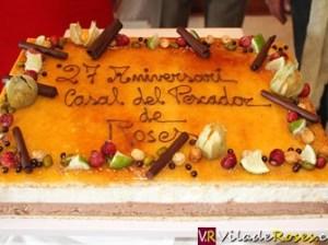 Aniversari Associació Jubilats del Mar de Roses