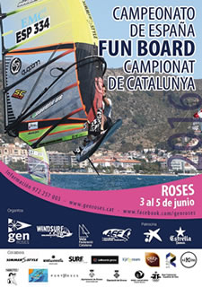 Campionat d'Espanya de Funboard