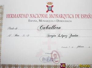 Germandat Nacional Monàrquica d'Espanya