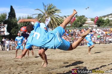 XXè Campionat Local de Futbol Platja Vila de Roses