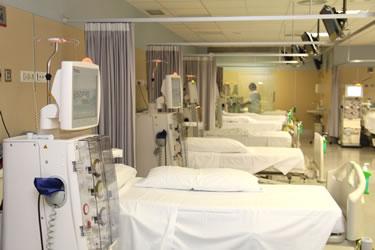 Unitat de Diàlisi de l'Hospital de Figueres