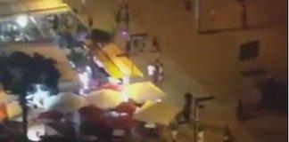 Flashmob de Platja d'Aro