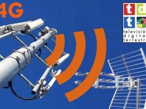 Interferències TDT per l'arribada del 4G
