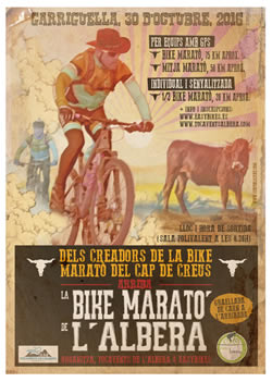 Bike Marató de l'Albera
