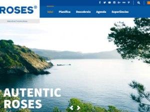 Web de Turisme de Roses