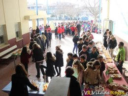 Dia Escolar de la No-Violència i la Pau a Roses