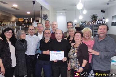 'Visitants d'Honor' de la DO Empordà
