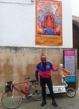 De Roses a l'Ermita del Rocío, Almonte