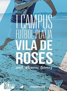 I Campus Futbol Platja Vila de Roses