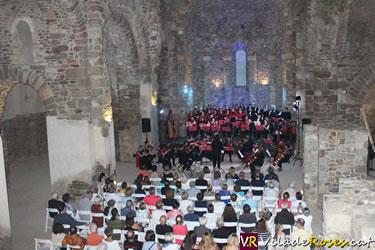 Cor i Orquestra Simfònica Harmonia a Roses