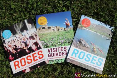 Guies d'estiu de Roses