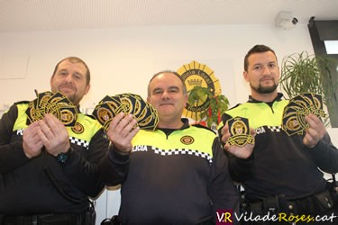 Escuts solidaris de la Policia Local