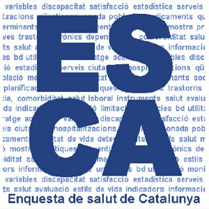 Enquesta de salut de Catalunya (ESCA)