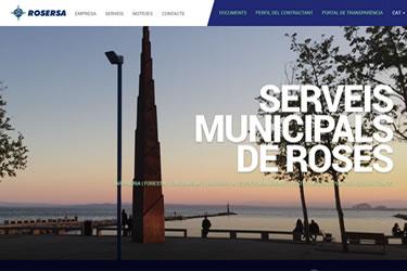 ROSERSA llença la seva nova pàgina web
