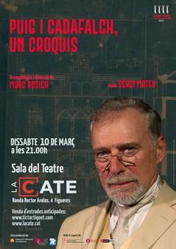 La figura de Puig i Cadafalch a La Cate de Figueres