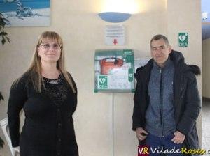 Desfibril·lador Extern Automàtic a Port Canigó de Santa Margarida