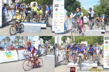 Bicicletada a Roses de la Transpyr C2C