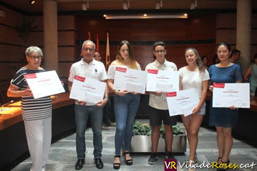 Premis a l'Excel·lència de Roses en l'etapa d'ESO